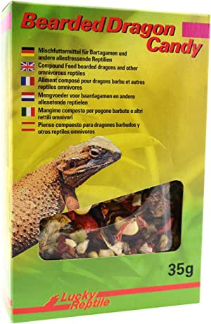 Lucky Reptile HD-03 Bearded Dragon Candy, 35 g
