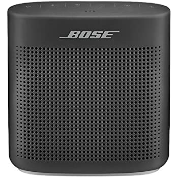 Bose SoundLink Color II Diffusore Bluetooth 4.2, Nero