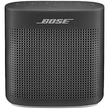 Bose ® SoundLink Color Bluetooth speaker II - Schwarz