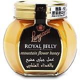 عسل غذاء ملكات النحل زهرة الجبل من لانجنيز، 375 غرام