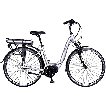 RYMEBIKES Bicicleta ELECTRICA 700C - Center