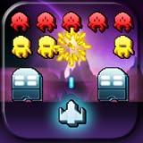 Space Inversion 2 - Mega Arcade Invaders. Classic 8-bit Retro Game TV