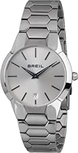 Orologio BREIL per uomo modello NEW ONE con bracciale in acciaio, movimento SOLO TEMPO - 2H QUARZO