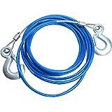 OSCO Metal Towing rope, 4 meter - 010736