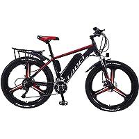 """Hyuhome Elektrische Fahrräder für Erwachsene, Magnesium-Legierung Ebikes Fahrräder All Terrain, 26"""" 36V 350W 13Ah…"""