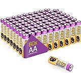 GP Extra Alkaline batterijen AA mignon penlite batterij 1.5V - 80 pack