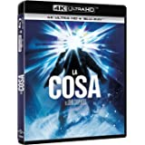 La cosa (4k UHD + Blu-ray) [Blu-ray]