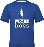 Floss Like A Boss T-Shirt Boys Girls Kids Adults Tee Top