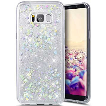 coque samsung galaxy s8 glitter