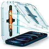 Spigen EZ Fit Protector Pantalla para iPhone 12 Pro MAX - 2 Unidades
