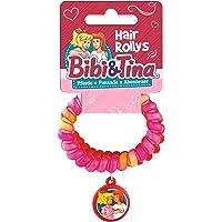 CRAZE ROLLYS BIBI und TINA Haarspangen Haargummis Haarschmuck Armband 2 Stück 58221
