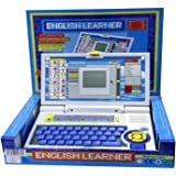 Store InsaneToys® Kid's English Learner Laptop/Educational Notebook Computer Large (Multicolour)