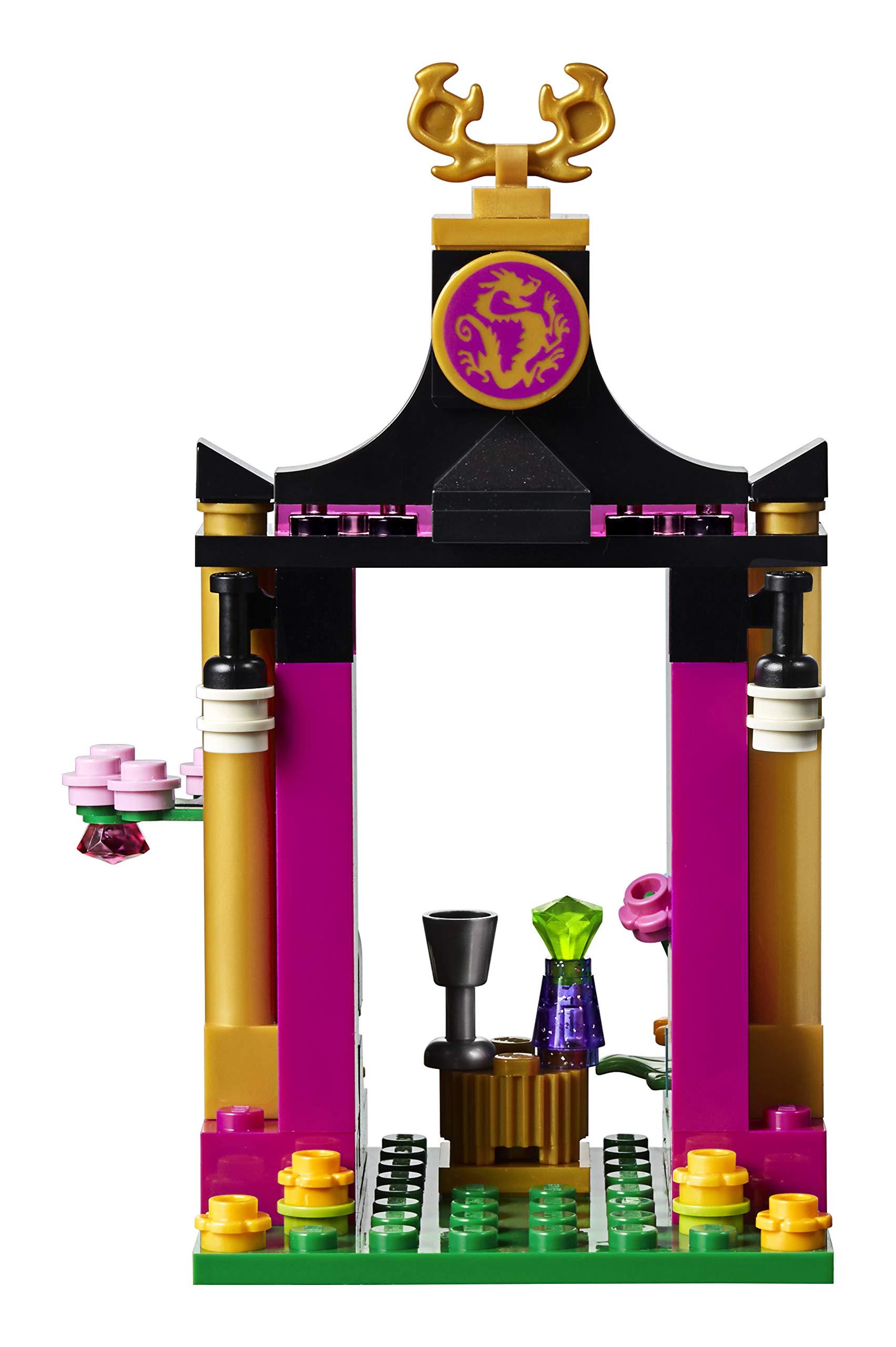 LEGO- Disney Princess Giornata di Addestramento di Mulan, Multicolore, 41151 5 spesavip
