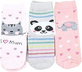 TupTam Unisex Baby Stoppersocken ABS Socken 3er Set