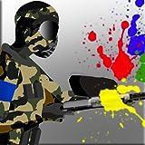 Paintball Kriegsgebiet: das Kommando taktischen Action-Spiel - Gratis-Edition
