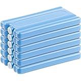 PEARL Kühlakku: 6er-Set Kühlakkus mit je 200 g Füllung, für bis 12 Stunden Kühlung (Kühltasche mit Kühlakkus)