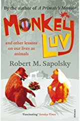 Monkeyluv: And Other Lessons in Our Lives as Animals (English Edition) Kindle Ausgabe