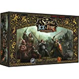 Asmodee A Song of Ice & Fire: Tabletop Miniaturen - Stark vs. Lannister -