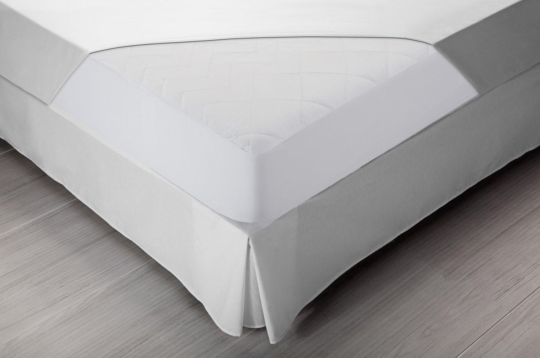 e traspirante Antiallergico letto singolo 80 x 190200 cm