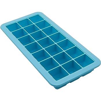 Silikon Eiswürfelform - mit Silikon-Deckel - Perfekter