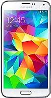 Samsung Galaxy S5 Weiß 16GB SIM-Free Smartphone (Zertifiziert und Generalüberholt)