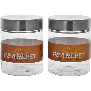 Pearlpet Plus Jar Set (Pack Of 2)