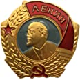 Ganwear Lenin Badge soviétique Miniature de l'URSS