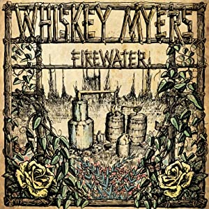 Whiskey Myers in concerto