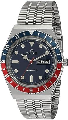 Timex Q Reissue 1979 Digital Blue Dial Men's Watch TW2T80700