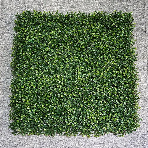 Preisvergleich Produktbild LVZAIXI Künstliche Matte/Matte/Teppich im Freien gefälschter Gras-Rasen-grüner Hoher Dichte natürlicher klarer Garten-Rasen im Freien (Farbe : 02, Größe : 50*50cm)