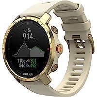 Polar Grit X Pro – GPS-Multisportuhr – Strapazierfähigkeit auf Militärstandard, Saphirglas, Pulsmessung am Handgelenk…