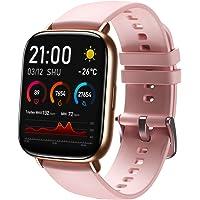 SANAG Smartwatch Fitness Bracelet, Fitness Tracker Smart Watch, Waterproof Fitness Watch with Heart Rate, Sleep Monitor…
