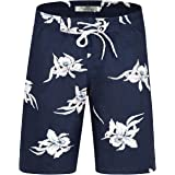 Mens Swim Shorts Quick Dry Swimming Trunks Surf Beach Board Shorts with Adjustable Drawstring