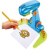 Proyector de dibujo inteligente multifuncional para niños, juguete de proyección de arte de ciencia y rompecabezas, máquina d