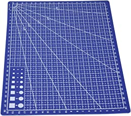 GOTOTOP A4 Quilting Grid Lines Cutting Mat Board Craft Tools Office Home Stationery Accessory Wire Cutting Pad