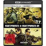 Sicario 1 & 2 (2 4K Ultra-HD) (+ 2 Blu-rays)