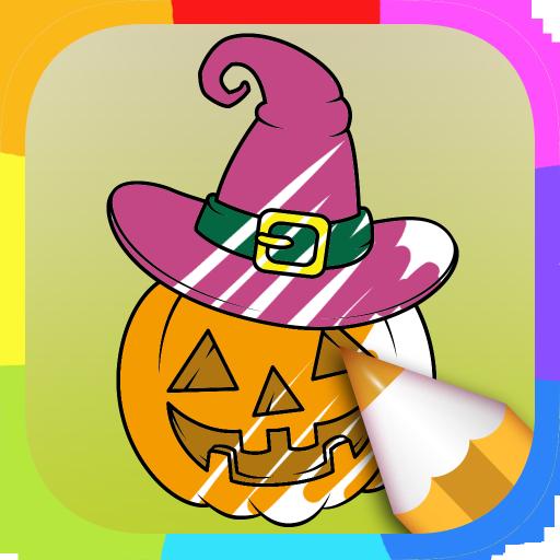 Halloween Ausmalbilder Amazon De Apps Für Android