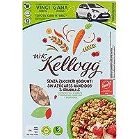 Kellogg's Wkk senza Zuccheri Aggiunti Frutta e Verduraverdure - 0.300 kg