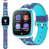 Etpark Kids Smart Watch Kids Telefoon Horloge met 1,6 inch IP53 Waterdicht HD Touchscreen, Digitale Camera Horloge Ondersteun
