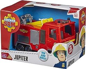 Character Toyland-Pompiere Sam Veicolo & Set di Accessori