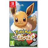 Pokemon: Let'S Go, Eevee! Nsw- Nintendo Switch [Edizione Regno Unito]