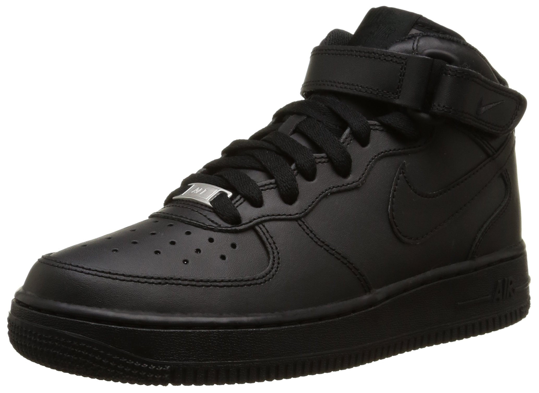 nike air force 1 nere e bianche