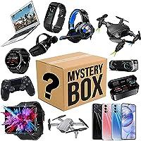 Boîte mystère électronique, boîtes de mystère aléatoire, boîte de Surprise d'anniversaire, boîte chanceuse pour Adultes…