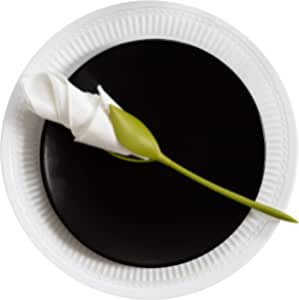 Portafiori a Forma di Gambo Verde per la Decorazione della tavola della Festa in Famiglia Portatovaglioli in plastica DHHSUK Portatovaglioli Bloom Fiore 4pcs