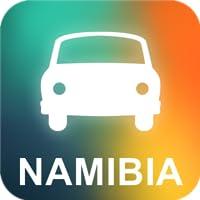 Namibia GPS Navigation