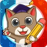 Fun French: Französisch lernen - Sprach lernspiele für Kinder