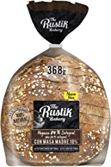 The Rustik Bakery Pan Integral, 368g