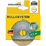 Schellenberg 44101 rolluikband Mini, breedte 14 mm, 4,5m lengte, beige