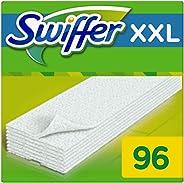 P & G Professional Swiffer XXL doeken stofwisser voor de bezem, 6 x 16 stuks, 1 stuks (1 x 86 stuks)