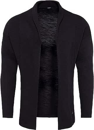 KEY LARGO Herren Sweatjacke MSW Hendricks Jacket Long
